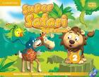 učebnice angličtiny Super Safari 2