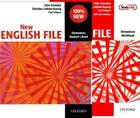 učebnice angličtiny English File Multipack Elementary B