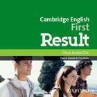 učebnice angličtiny Cambridge English First Result
