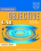 učebnice angličtiny CAE Objective