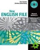 učebnice angličtiny New English File Advanced, Multipack B