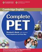 učebnice angličtiny Complete PET