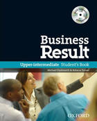 učebnice angličtiny Business Result Upper-Intermediate