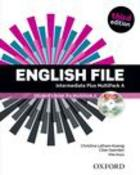 učebnice angličtiny English File third edition Intermediate Plus MultiPACK A