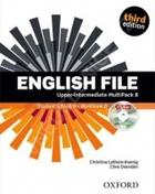 učebnice angličtiny English File Upper-Intermediate Multipack B