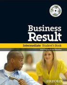 učebnice angličtiny Business Result Intermediate