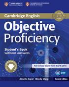učebnice angličtiny Objective Proficiency