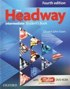 učebnice angličtiny New Headway Intermediate - 4th Edition