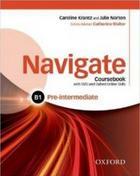 učebnice angličtiny Navigate Pre-intermediate B1