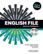 učebnice angličtiny English File 3rd ed. Advanced MULTIPACK B