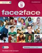 učebnice angličtiny Face2Face - Elementary
