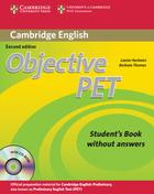 učebnice angličtiny Objective PET
