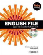 učebnice angličtiny English File Third Edition Upper Intermediate Student´s Book with iTutor DVD-ROM - Oxford University Press