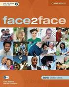 učebnice angličtiny Face2Face - Starter