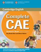 učebnice angličtiny Complete CAE
