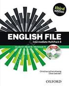 učebnice angličtiny English File Intermediate Multipack B