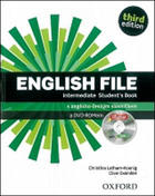 učebnice angličtiny English File Intermediate 3rd Edition