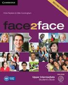 učebnice angličtiny Face2Face - Upper-intermediate