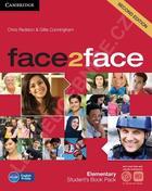 učebnice angličtiny Face2Face
