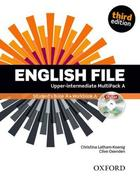 učebnice angličtiny English File 3rd ed. Upper-Intermediate MULTIPACK A