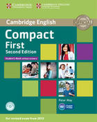 učebnice angličtiny Compact First