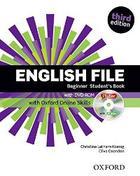 učebnice angličtiny English File 3rd edition Beginner SB+WB