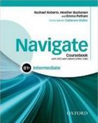 učebnice angličtiny Navigate Intermediate B1+