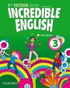 učebnice angličtiny Incredible English 3