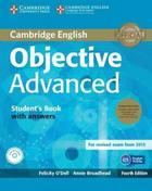 učebnice angličtiny Objective Advanced 4th edition