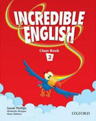 učebnice angličtiny Incredible English 2