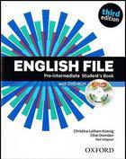 učebnice angličtiny English File Pre-intermediate 3rd edition