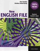 učebnice angličtiny New English File - Beginner