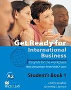 učebnice angličtiny Get Ready for International Business 1