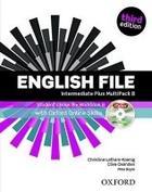 učebnice angličtiny English File Intermediate Plus, Multipack B