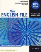 učebnice angličtiny New English File Pre-intermediate