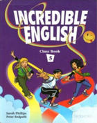 učebnice angličtiny Incredible English 5