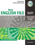 učebnice angličtiny New English File - Intermediate, Multipack B