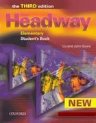 učebnice angličtiny New Headway - Elementary