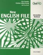 učebnice angličtiny New English File Intermediate Workbook