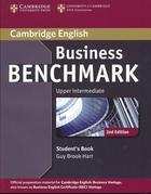 učebnice angličtiny Business Benchmark Upper Intermediate