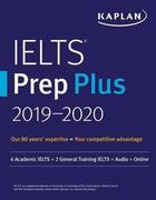učebnice angličtiny IELTS Prep Plus 2019-2020