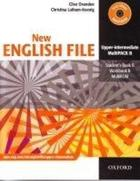 učebnice angličtiny New English File Upper-intermediate Multipack B