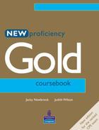 učebnice angličtiny CPE GOLD