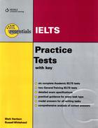 učebnice angličtiny IELTS Practice Tests