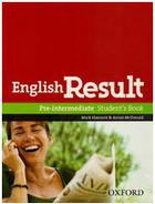učebnice angličtiny English Result Pre-intermediate