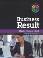 učebnice angličtiny Business Result