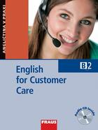 učebnice angličtiny English for Customer Care