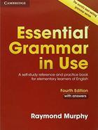 učebnice angličtiny Essential Grammar in Use
