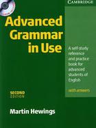 učebnice angličtiny Advanced Grammar in Use