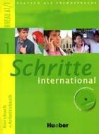 učebnice angličtiny Schritte International 1